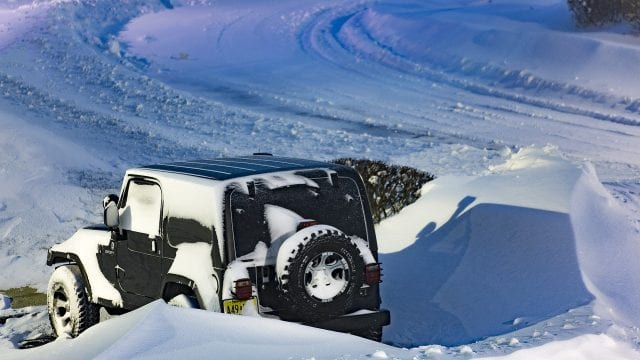 prepare your car for the winter